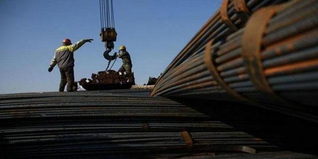 افزایش قیمت فولاد با شیب کم
