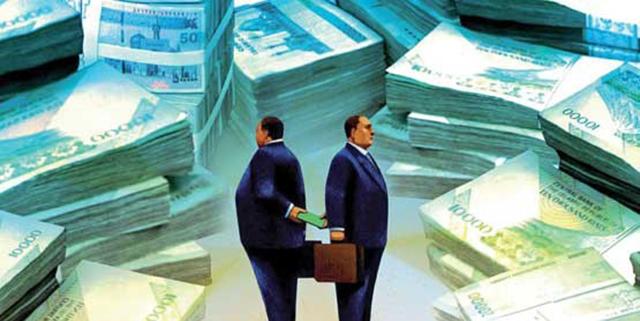دلارهای نفتی را بهمنی تقدیم تحریمکنندگان کرد