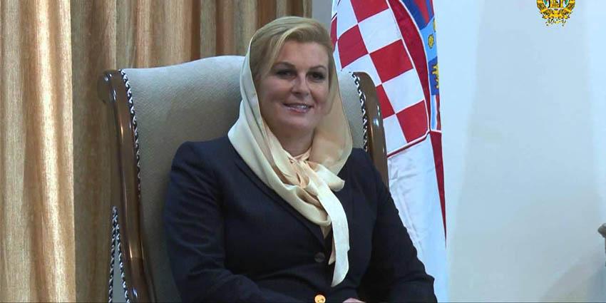 رئیس جمهور کرواسی به تهران سفر میکند