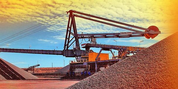 سنگ آهن ایران سقوط کرد / آرزوی سنگ آهن 60 دلاری بر باد رفت