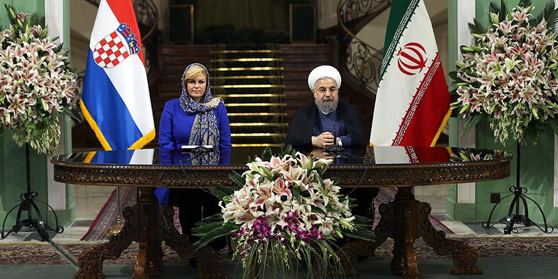 روابط تهران – زاگرب در همه حوزهها گسترش مییابد/ کرواسی میتواند دروازهای برای ارتباط ایران با اتحادیه اروپا باشد