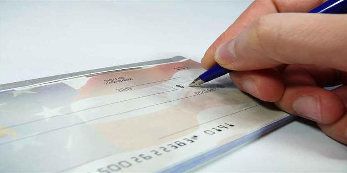 نسبت مبلغی چکهای برگشتی 2/9 درصد شد