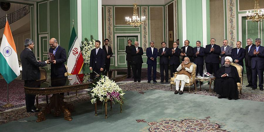 تقویت روابط ایران و هندوستان به نفع دو ملت و منطقه است/ ایران و هندوستان روابط اقتصادی جامع برقرار میکنند