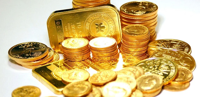 عقبنشینی رشد فلز گرانبها