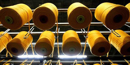 سالانه 500 هزار تن مواد شیمیایی نساجی از البرز به روسیه صادر میشود