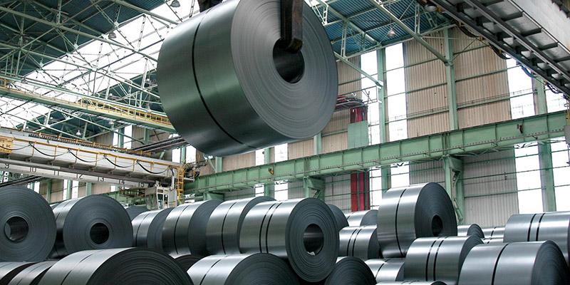 سهم 38 درصدی فولاد در صادرات غیرنفتی