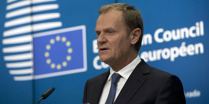 توسک: اتحادیه اروپا خودش را برای خروج انگلیس آماده کرده بود
