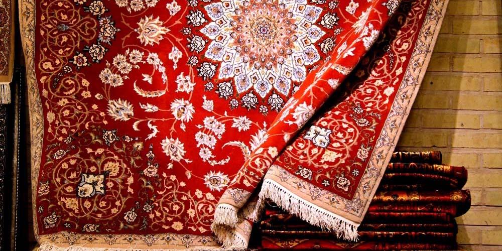 صدور فرش دستباف اصفهان به ۱۳ کشور