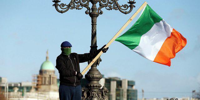 جرقه خروج ایرلند از اتحادیه اروپا هم زده شد