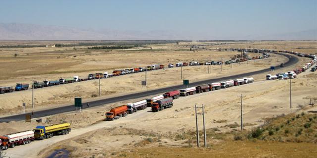تجارت ایران با ترکیه فعلا متوقف است