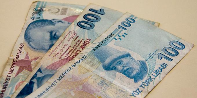 اوضاع ترکیه در مرکز مبادلات ارزی ایران