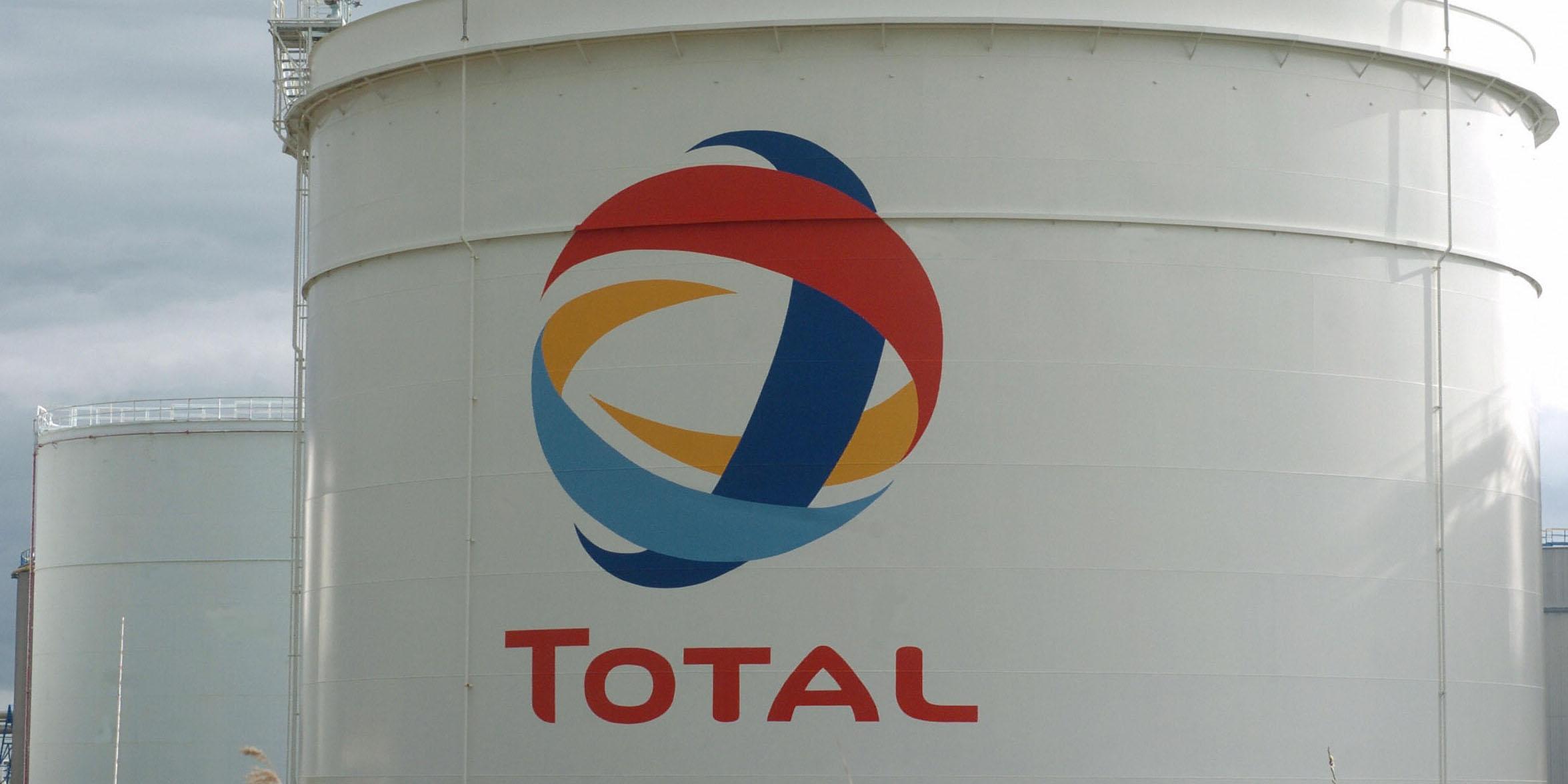 رکورد فروش نفت ایران به توتال فرانسه شکسته شد