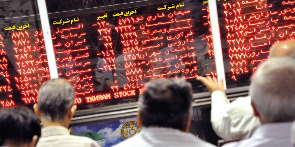 چهار پالس مثبت در بورس تهران