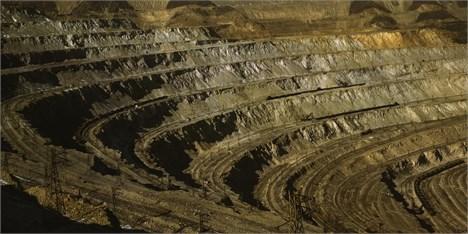 حرکت معدن در جاده پیشرفت