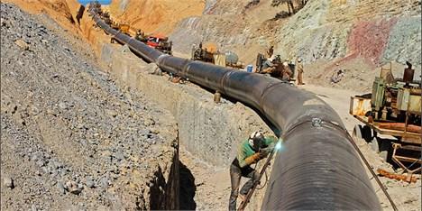 توافق عُمان و ایران برای تغییر مسیر لوله انتقال گاز