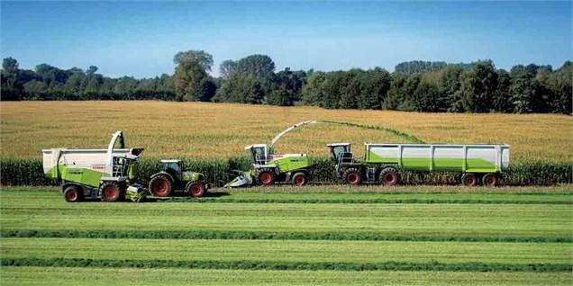 95 درصد ماشینهای کشاورزی در کشور تولید میشود