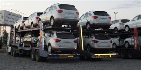 قیمت چند خودروی وارداتی افزایش یافت