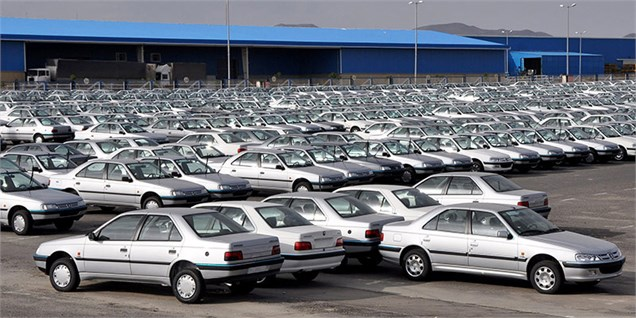 ستارههای کمفروغ خودروسازی ایران
