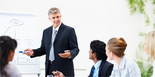 کارهایی که نباید در حضور مدیر سازمان انجام داد