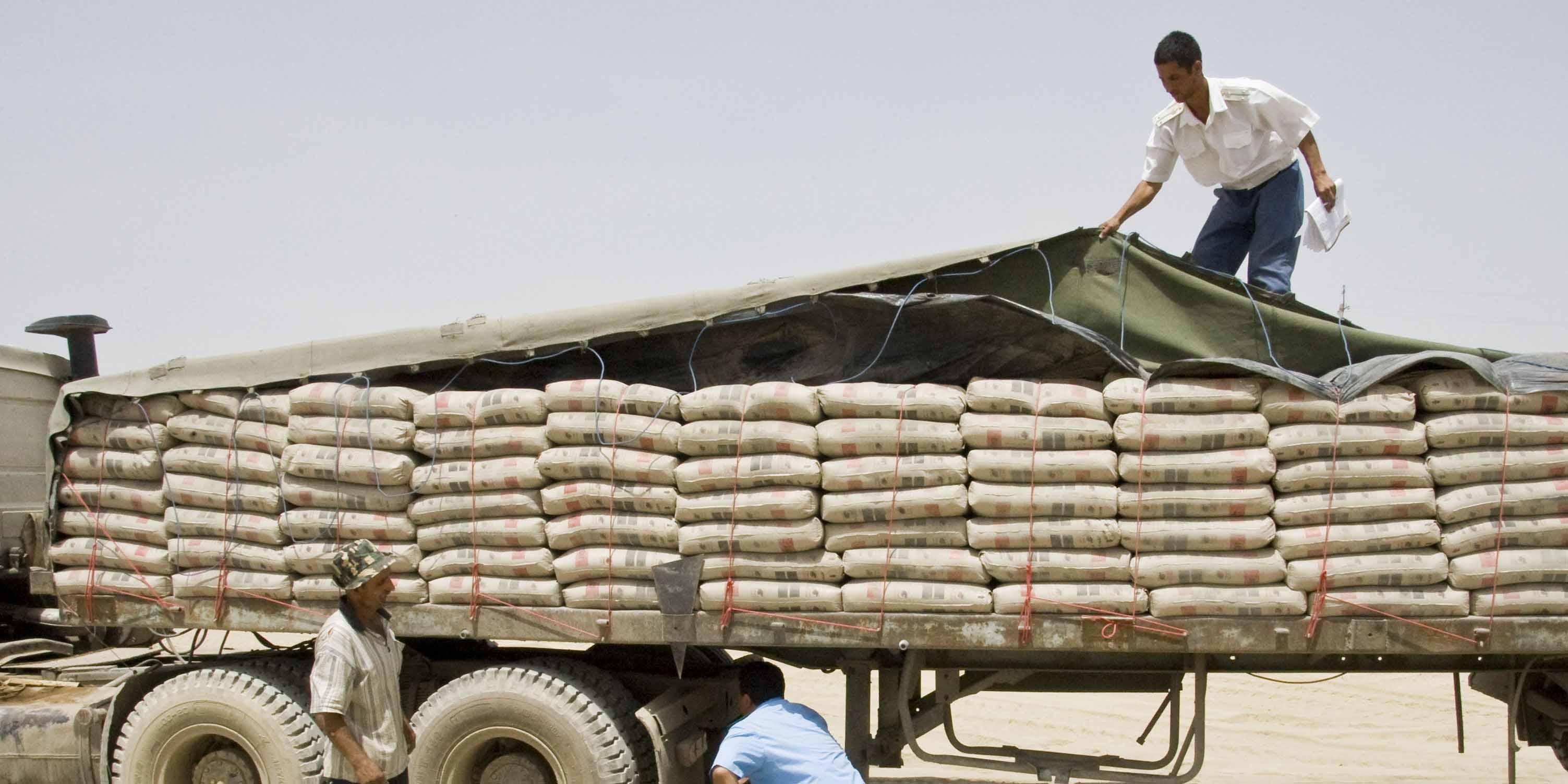 صادرات بیش از 4.4 میلیون تن سیمان و کلینکر در چهار ماه نخست