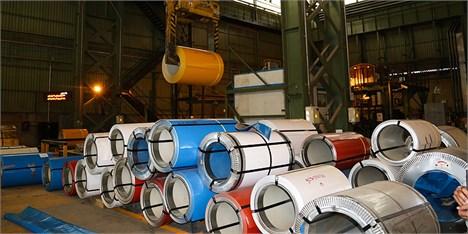 افزایش تولید فولاد خام در ایران و جهان