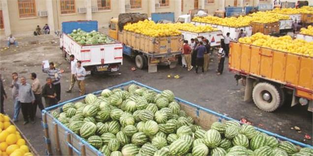 میوههای بدون مجوز چگونه وارد میشوند