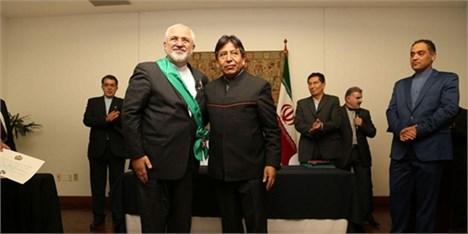 ظریف: روابط خوب سیاسی و اقتصادی ایران و بولیوی، دو کشور را در کنار هم قرار داد