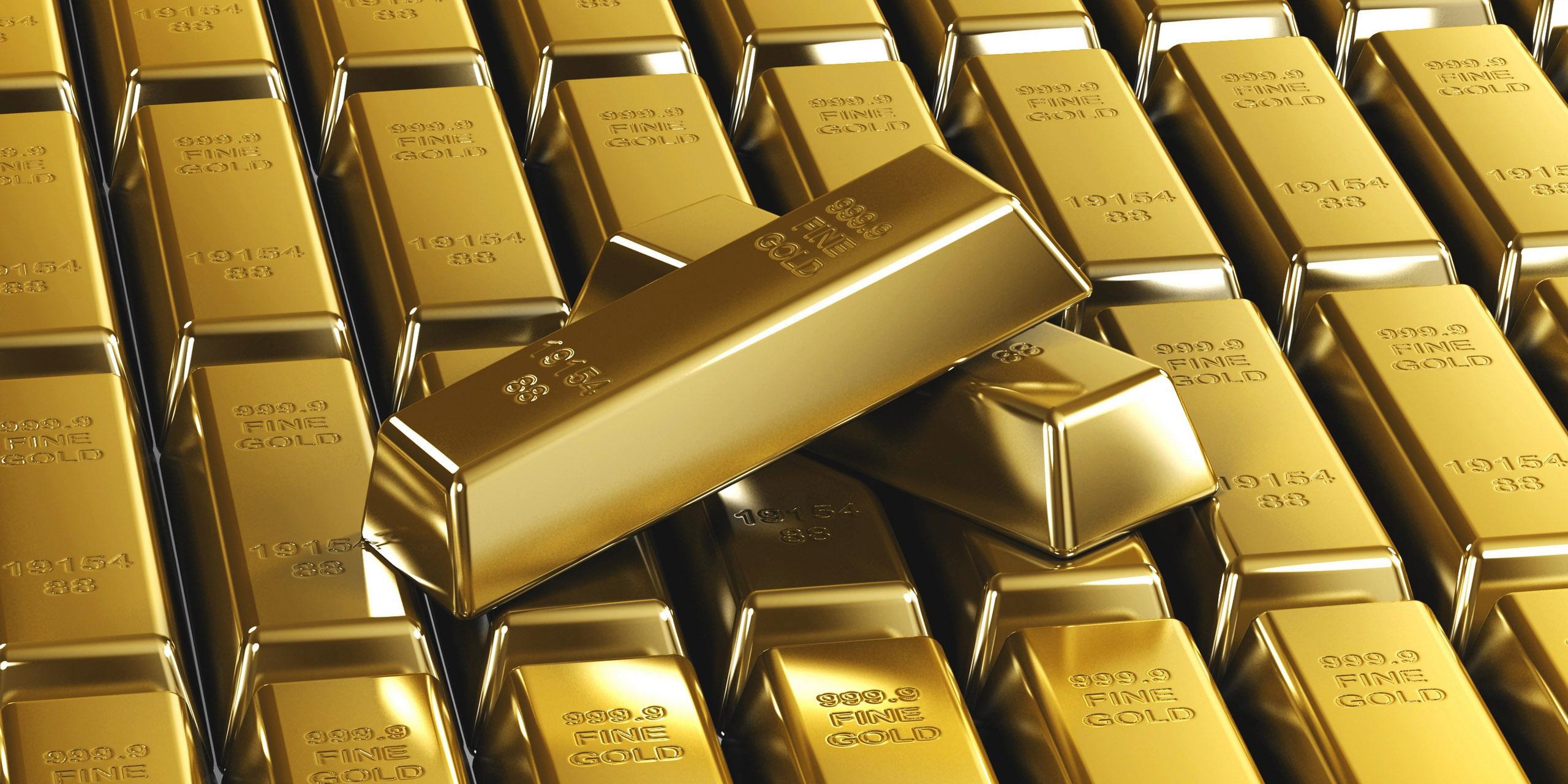 کاهش قیمت طلا به کمترین میزان دو ماه گذشته/ بازار در انتظار انتشار آمارهای شغلی آمریکا