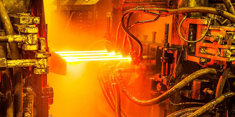 ظرفیت تولید فولاد خام گروه فولاد مبارکه به 10/3 میلیون تن خواهد رسید