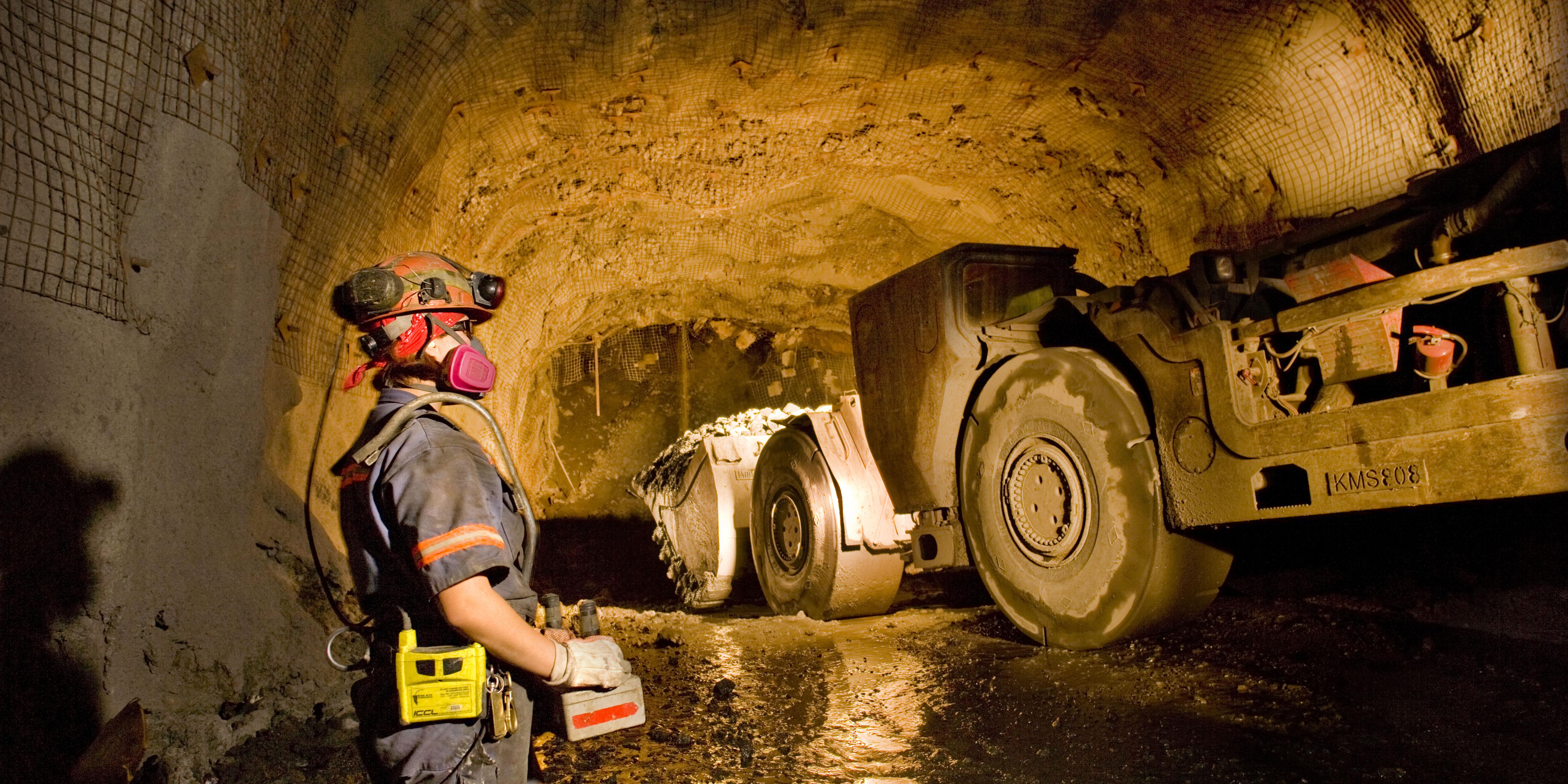 نقش خصوصیها در معدن پررنگتر شود