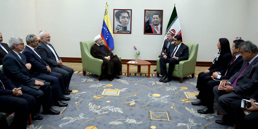 تهران از گسترش همکاری اقتصادی با کاراکاس استقبال میکند