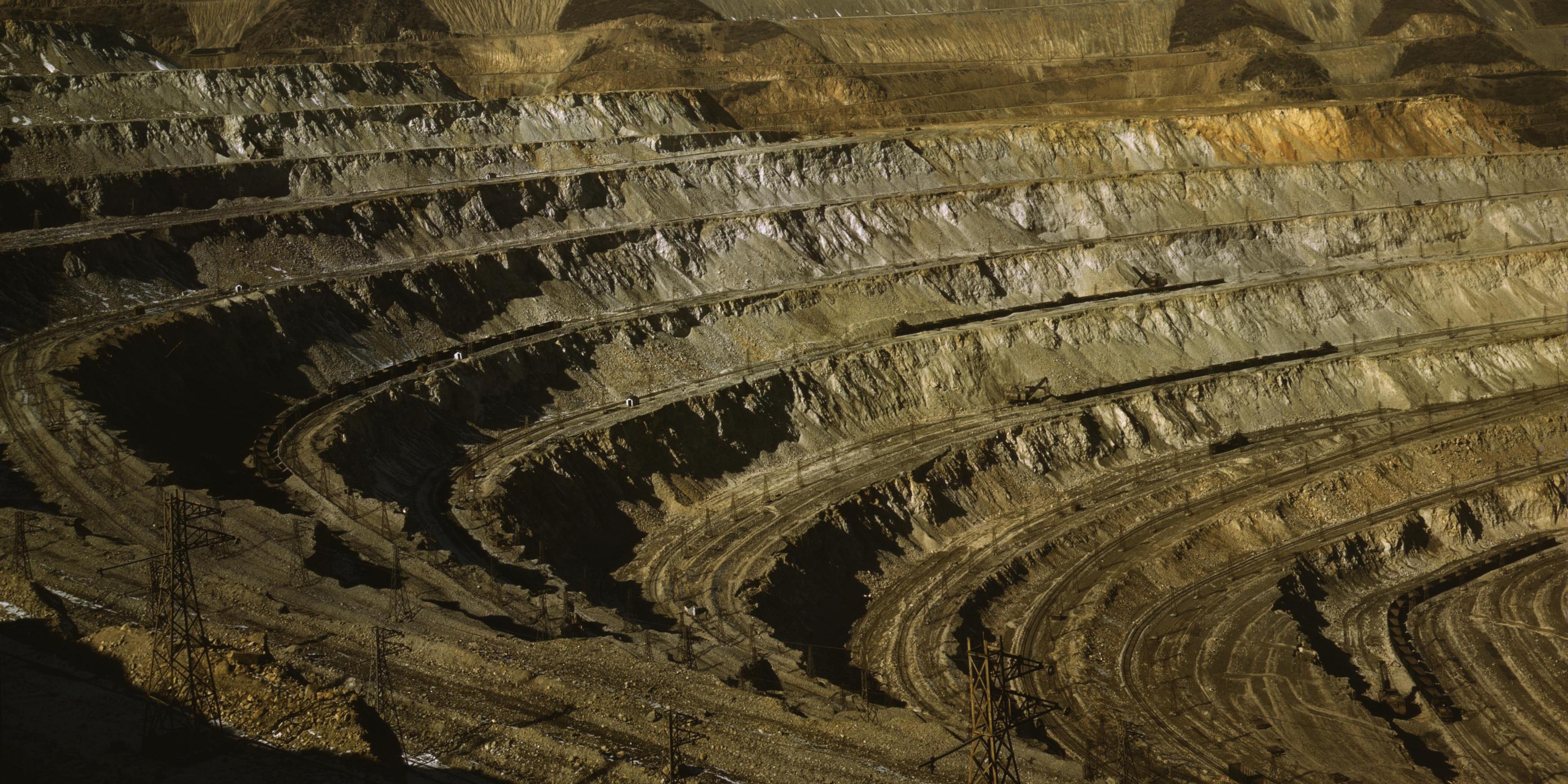 امنترین سال معدنی امریکا