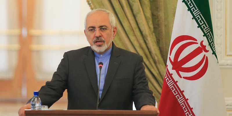 ظریف: آمریکا متعهد شد بانکهای طرف تعامل با ایران را مجازات نکند