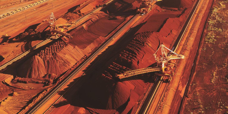 رشد 21 درصدی تولید کنسانتره سنگ آهن معادن بزرگ