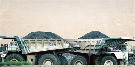 جهش زغال سنگ با اهرم تقاضا