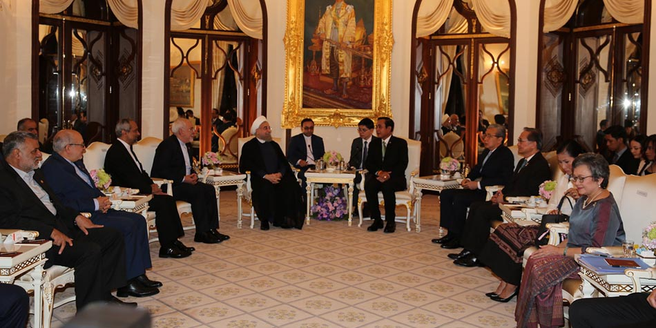 اراده دو دولت، توسعه روابط در همه حوزهها است/ تاکید بر توسعه متوازن گردشگری میان ایران و تایلند