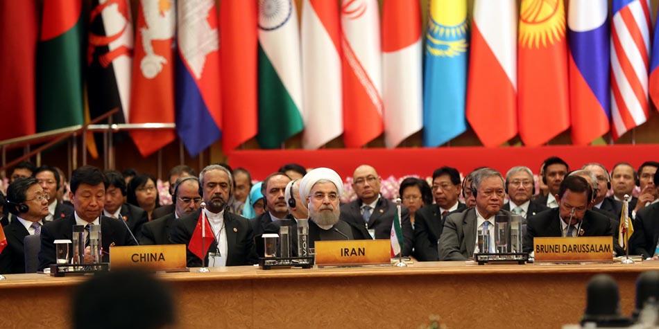 ایران بازیگر فعال در شبکه حمل و نقل آسیا - اروپا خواهد بود/ استقبال از حضور سرمایهگذاران آسیایی در ایران