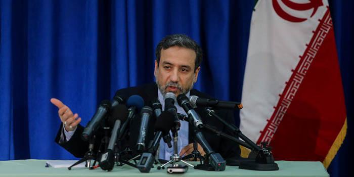 عراقچی: طرح شرایط جدید برای اجرای برجام به هیچ وجه قابل پذیرش نیست