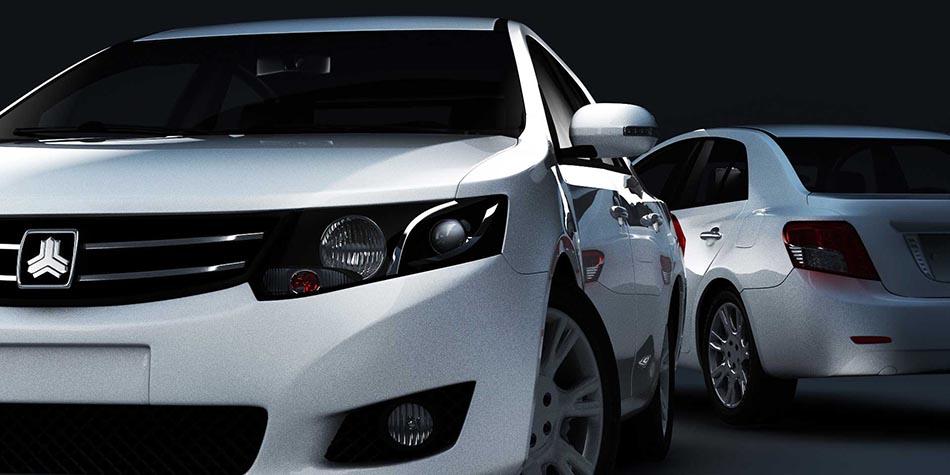 کیفیت یک خودرو کاهش یافت