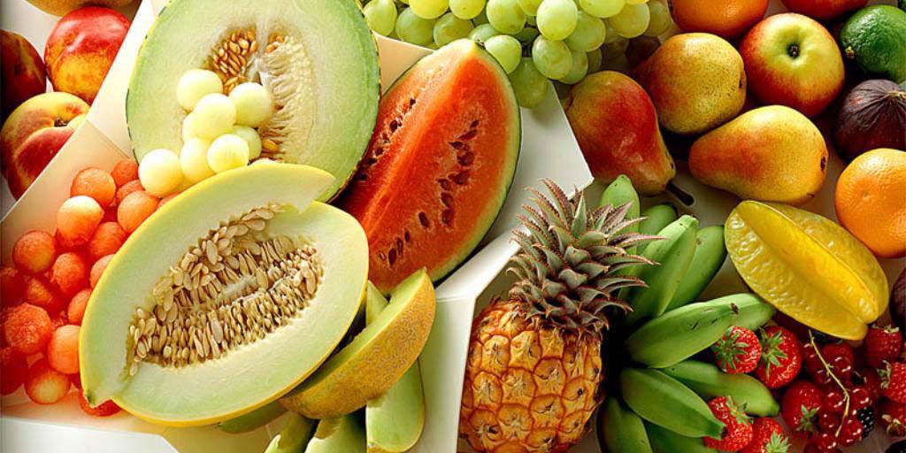 فروش میوههای قاچاق در بازار ترهبار