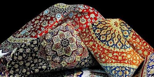 روی خوش آمریکا به فرش ایرانی/ فرش دستباف ایرانی در 80 کشور جهان