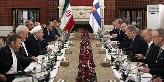 تاکید دو کشور بر گسترش روابط بانکی، تحرک در روابط اقتصادی و حمایت از ارتباط بخشهای خصوصی