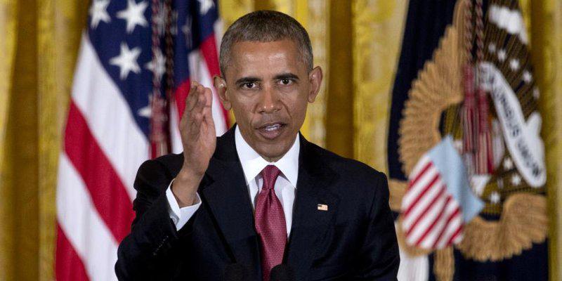 اوباما: برجام فقط توافق بین ما و ایرانیها نیست/ ایران به تعهداتش عمل کرده است