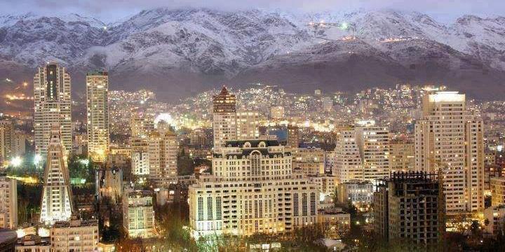 کیفیت زندگی در تهران