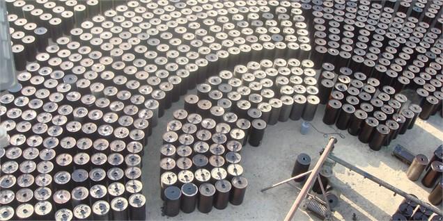 بیش از 76 درصد تولیدات فولادی کشور ورق گرم و میلگرد است