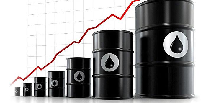 قیمت نفت ٧٥ درصد افزایش مییابد
