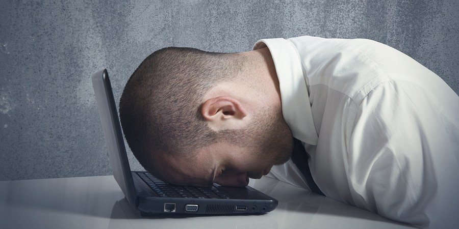 نشانههای خستگی ناشی از کار زیاد