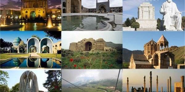 ایران یکی از ۲۰ مقصد برتر گردشگری ۲۰۱۷ است