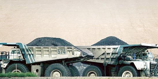 مصرف گاز 13 سال دیگر از زغال سنگ پیشی میگیرد