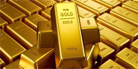 قیمت طلا ۱۳ دلار کاهش یافت